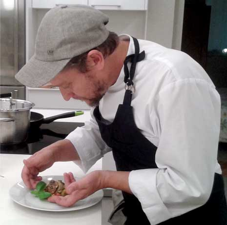 Federico Bossini Chef a Domicilio